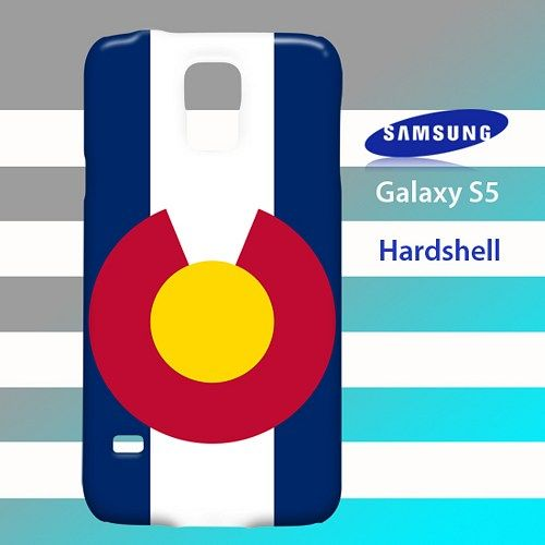 Flag of Colorado Samsung Galaxy S5 Case Cover Hardshell