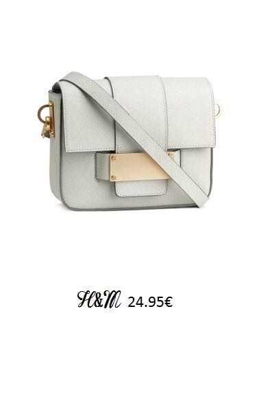 Αγοράστε τώρα την νέα μινιμαλιστική τάση στις τσάντες #hmbag #hm #whitebag