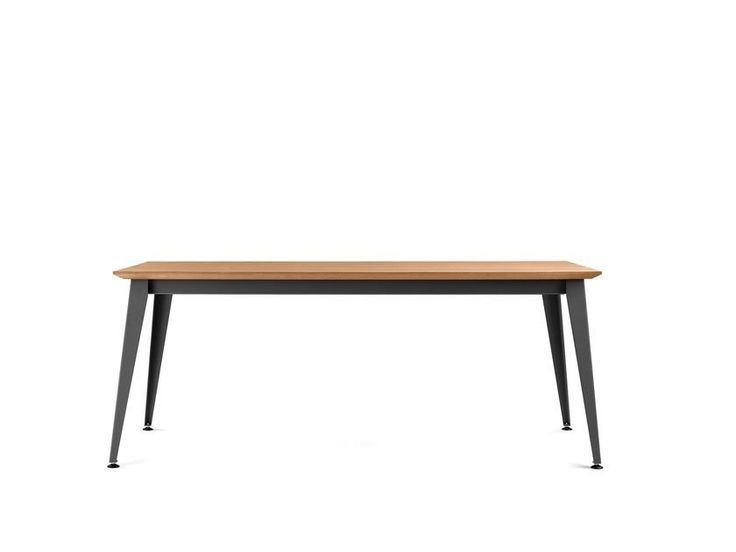 Table de Repas Rectangle à Rallonge DON Design Ondarreta