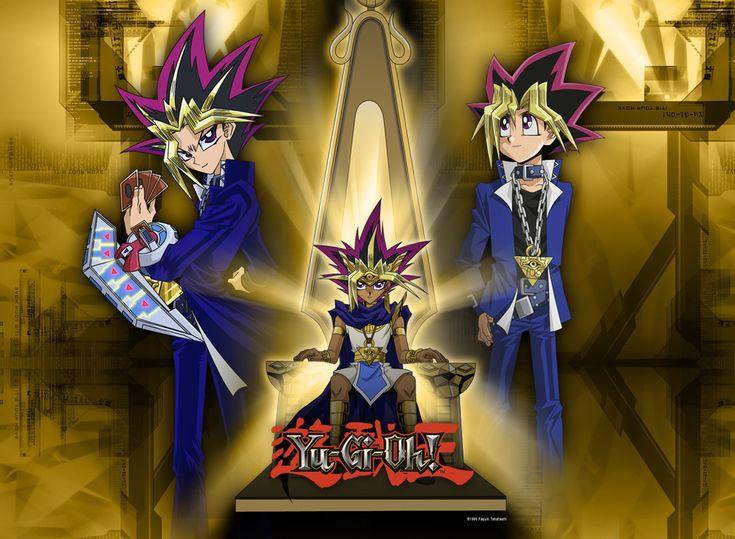 #Yu-Gi-Oh!, #manga shonen #japonais
