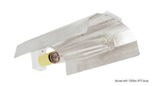 Lumewing Reflector W/15 Ft Cord by R & M Supply, Inc. $37.91. ValuLine LumeWing Reflector. The LumeWing Reflector is a value priced Gull-Wing reflector. This reflector is great for the new grower, or anyone that does anticipate the need for air-cooling in the future. The reflective surface is made from AlumaBrite, a highly reflective imported aluminum. The socket assembly and 15' lamp cord are built into the reflector. It comes complete with wire hangers. It will accommo...