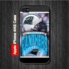 Carolina Panthers iPhone 4 Case Black Option White Available #iPhone4 #iPhone4 #PhoneCase #iPhone4Case #iPhone4Case