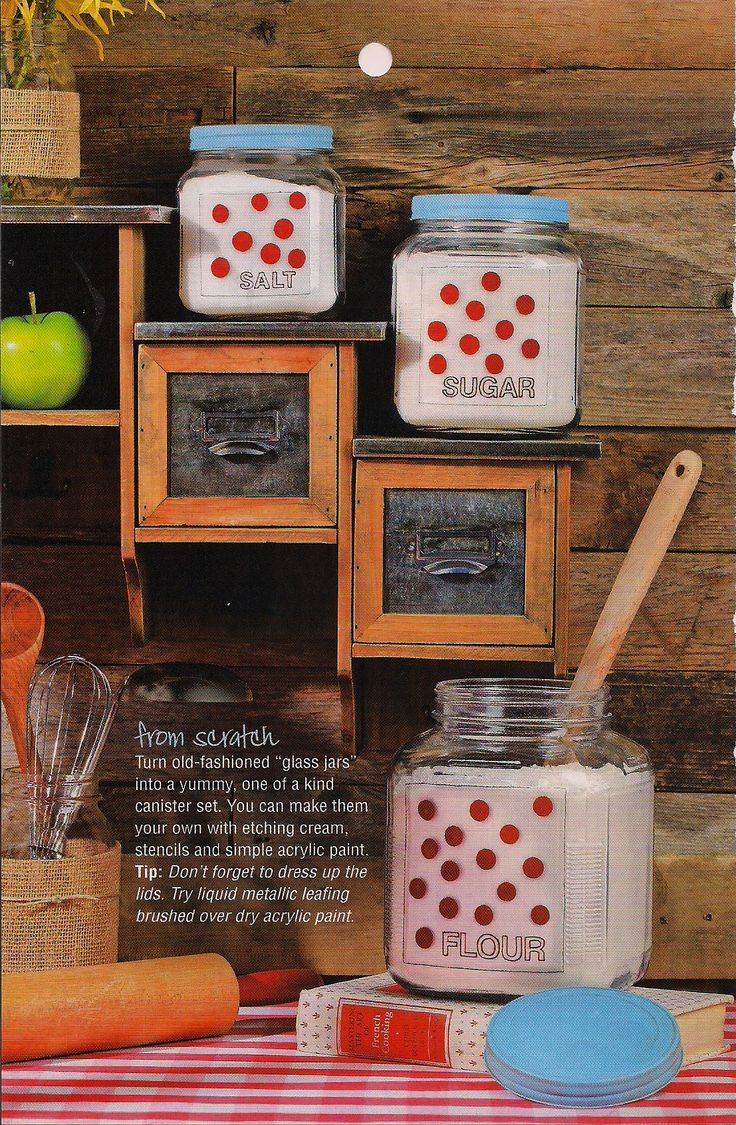 19 best kitchen canisters images on pinterest kitchen canisters