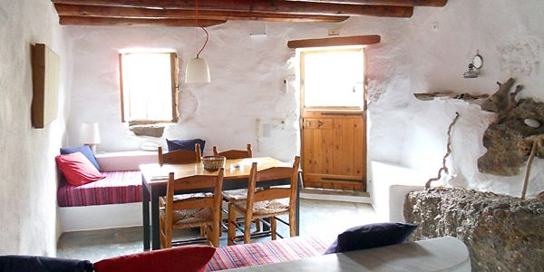 White river cottages, Crete