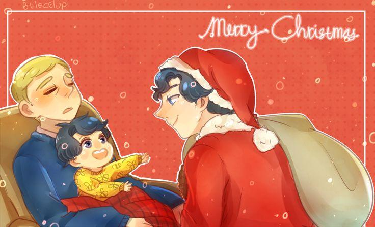Ucapan natal tahun ini disponsori oleh Parentlock bebas angst