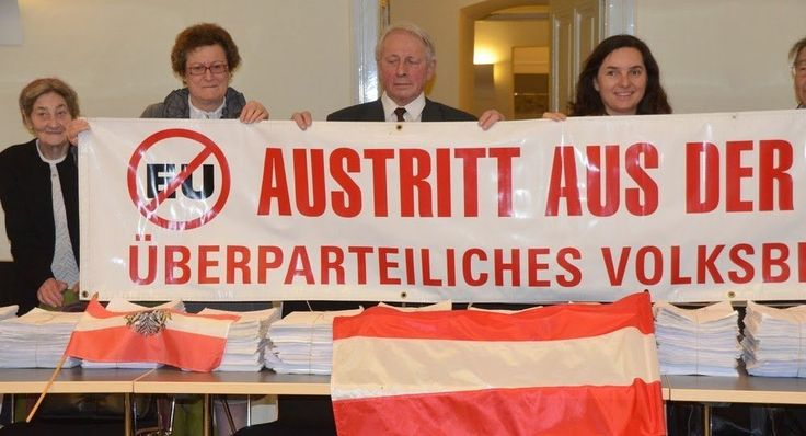 EU Strips Member States of Power Claims Austria's EU Exit Campaign