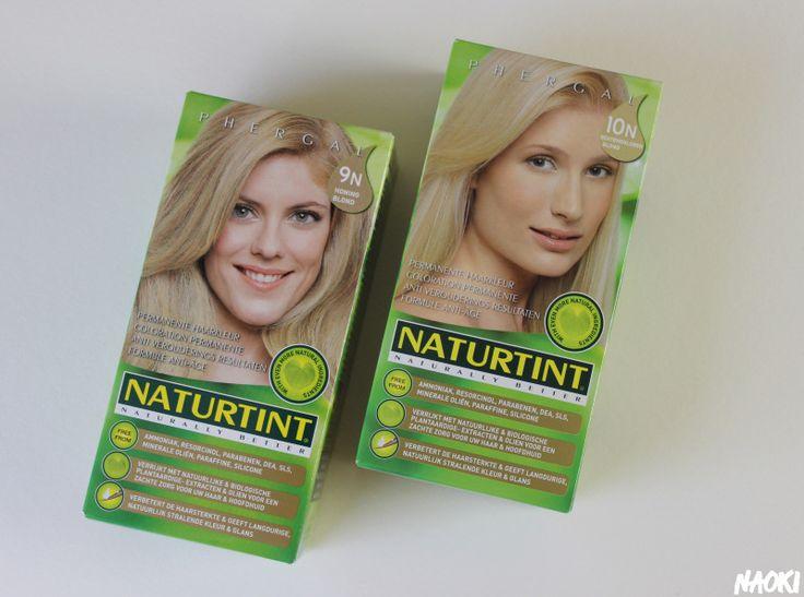 Naturtint 9N 10N haarverf review