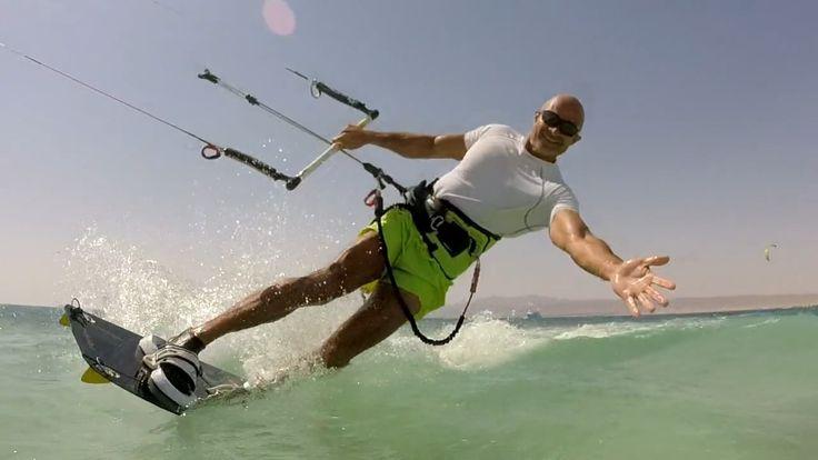Kitesurfing Egypt Soma Bay Abu Soma Utopia Island Amwaj Blue Beach Resort September 2015