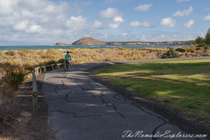 Cruising the Encounter Bikeway: around Goolwa and Victor Harbor to the Bluff section