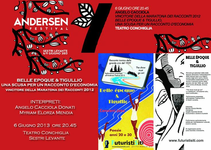 Andersen Festival Sestri Levante 2013