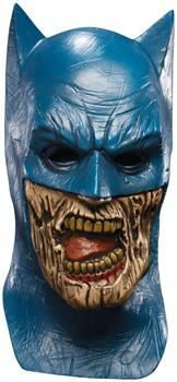 PartyBell.com - The Blackest Night Zombie Batman Adult Mask