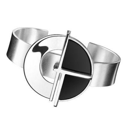 Ritva Liisa Pohjalainen - Deco (bracelet) NordicJewel.com