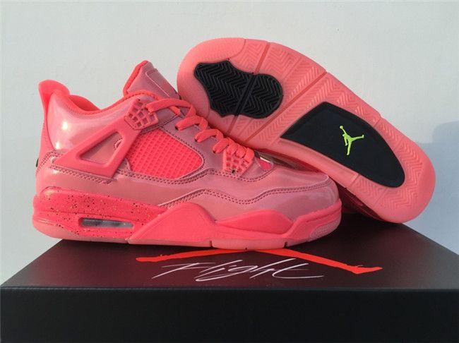 4662ea1f659 Air Jordan 4 NRG Hot Punch SY33
