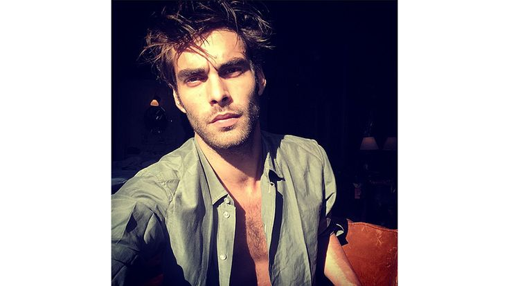 Jon Kortajarena, Actor/ Model @kortajarenajon   - HarpersBAZAAR.com