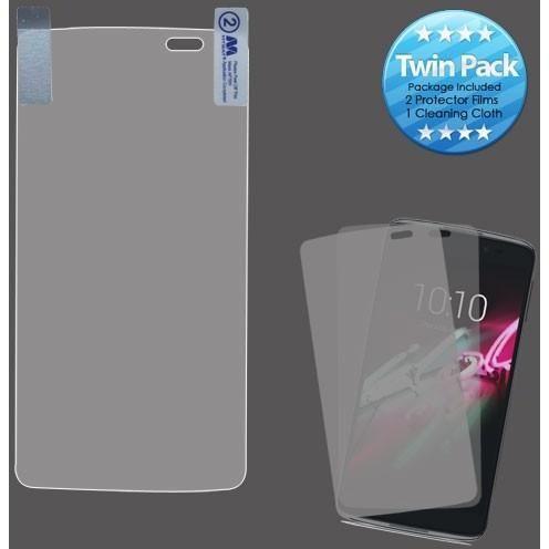 MYBAT Screen Protector Alcatel OneTouch Idol 3 (5.5) - Clear (2-Pack)