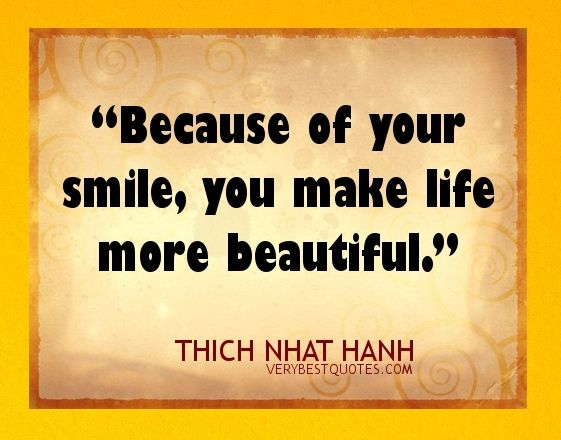 you have a beautiful smile quotes - photo #6