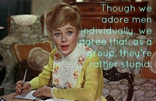 If you have to deal with a group of jerks, quote Mrs. Banks from Mary Poppins: | 15 Feisty Ways To Insult People Like A Disney Character