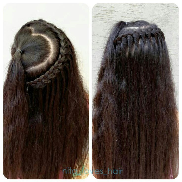 The cgh upward waterfall lacebraid