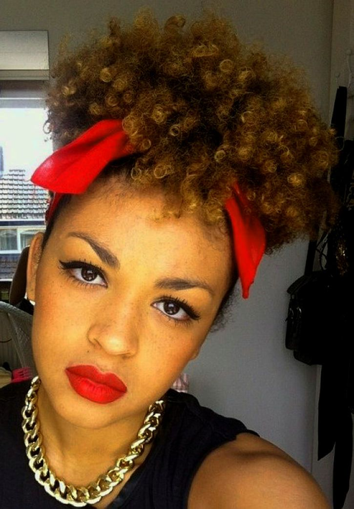 3c 4a Natural Hair Style 9 Short Hairstyles For Teenage