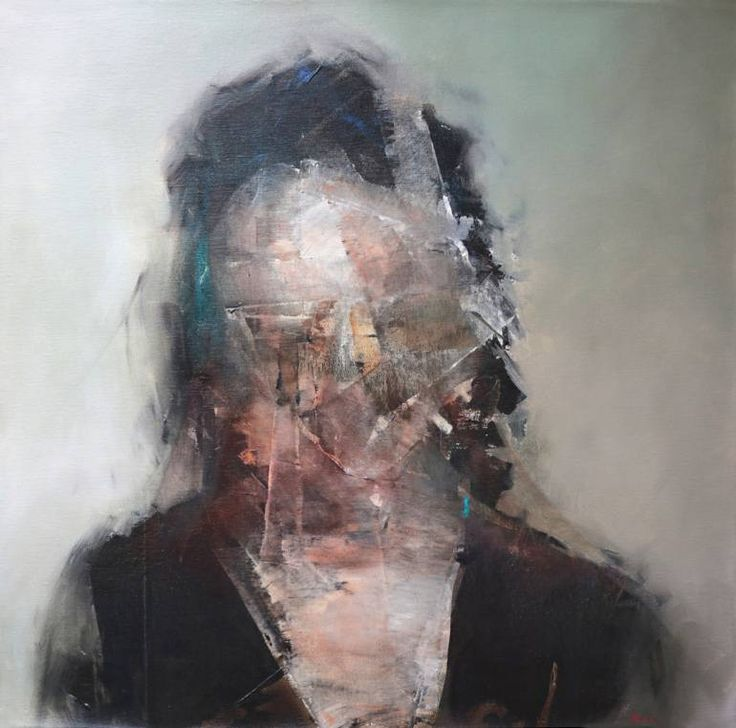 Buy Forgotten, a Oil on Canvas by Steve Salo from Australia. It portrays: Portrait, relevant to: portrait, abstractexpressionist, head, expressionistportrait, oil Forgotten, Oil on canvas. Ships rolled in tube, painting simply needs to be stretched onto frame. Many experience the pain of being forgotten, many are forced into homelessness. This work depicts such a person. The abstracted and broken strokes help convey this feeling.