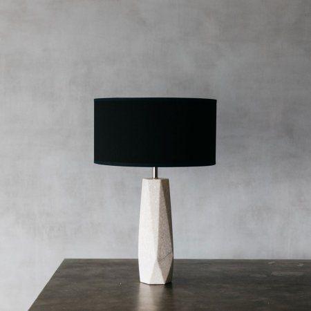 Macie marble table lamp lighting graham green