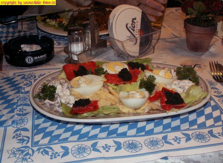 Russische Eier oder Russenei - kennt heute kaum noch einer