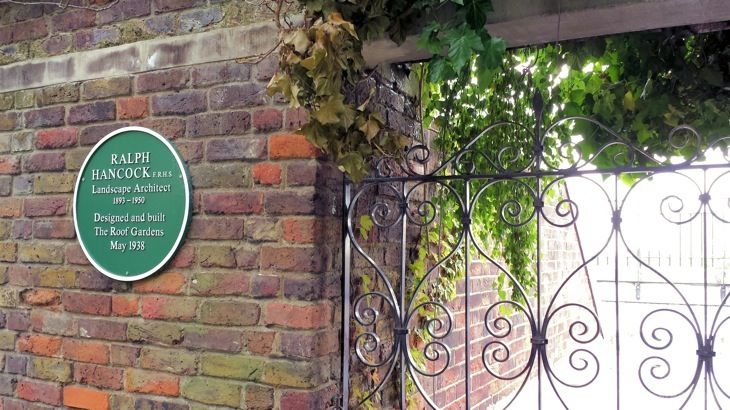 Oooohhhh, now I must go there! [The secret roof gardens - Kensington]