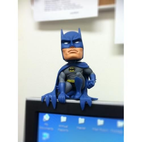Dc Universe Batman Computer sitter