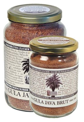 Ein Kokosblüten Zucker (bio Kokos Zucker), mit dem Sie jederzeit die Süße und das sanfte Karamell-Aroma geniessen können. Gula Java kann immer statt Zucker oder Sirup verwendet werden. Perfekt in Cocktails, wie zum Beispiel Moijto. Er ist als nachhaltigster Zucker durch die amerikanische Nahrungs- & Landbauorganisation (FAO) ausgezeichnet.