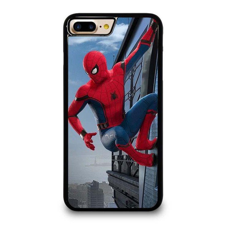 SPIDERMAN HOMECOMING MARVEL iPhone 4/4S 5/5S 5C 6/6S 6/6S 7/7S Plus SE