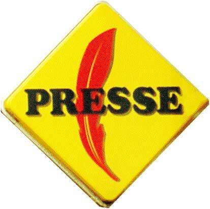 liste de presse francophone