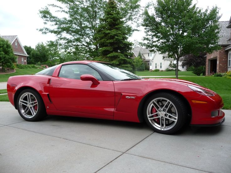 2008 Corvette Z06. No worries, I'll have it again, maybe even with the same passenger.