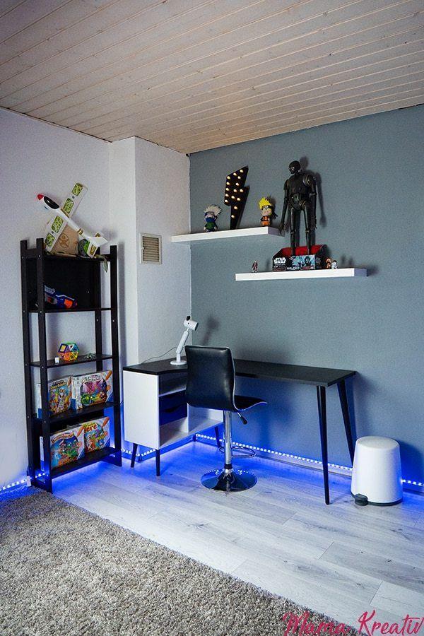 Kinderzimmer Fur Jungs Gestalten Tipps Und Ideen Mama Kreativ Jungs Zimmer Ideen Teenager Zimmer Jungs Zimmer Gestalten