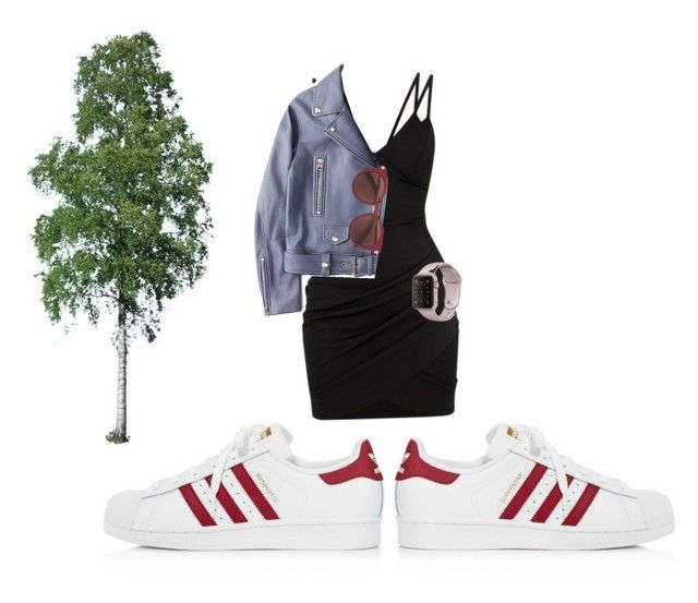 Embrace by amandalowenborg on Polyvore featuring polyvore, fashion, style, Acne Studios, adidas, Salvatore Ferragamo and clothing