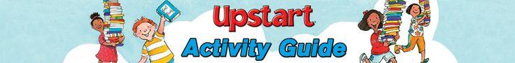 Upstart Activity Guides, great for program planning ideas