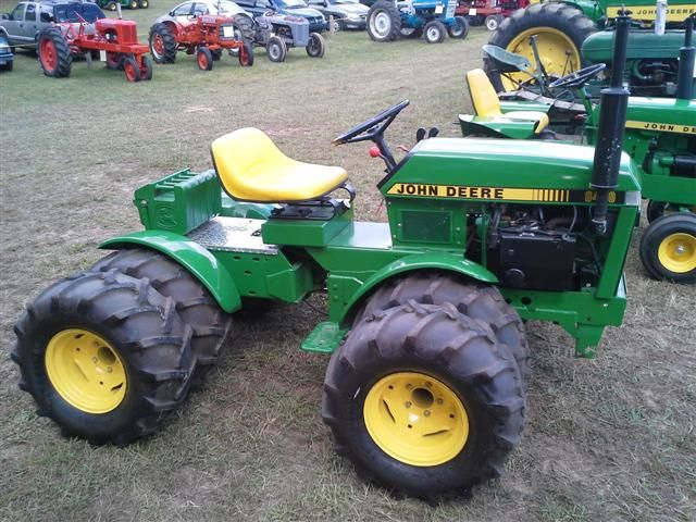 Small Garden Tractors : Best small tractors ideas on pinterest tractor party