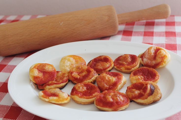 Пицца Маленькие пиццы (Pizzette)