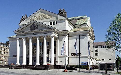 Theater Duisburg. Mehr auf: http://www.coolibri.de/staedte/duisburg/theater/theater-duisburg.html