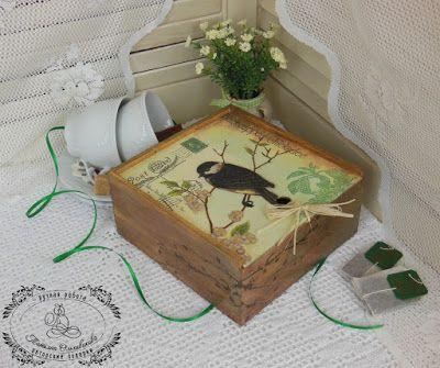 C.h.e.a.p.-art: Вдохновение от ДК. Татьяна Ольховикова: приглашение на чай