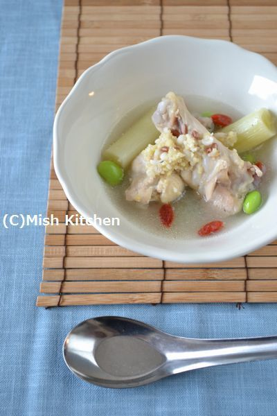 「サムゲタン風 雑穀スープ」のレシピ by 柴田真希さん   料理レシピブログサイト タベラッテ