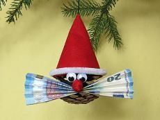 Geldgeschenk Weihnachten