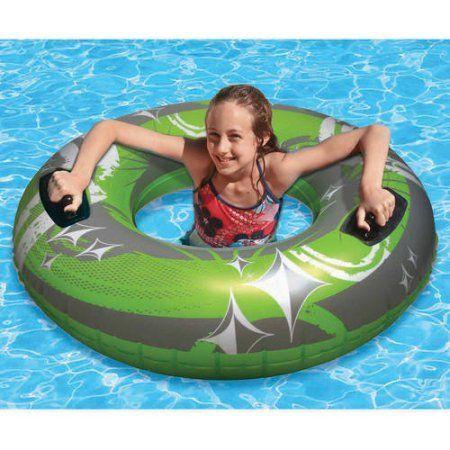 Poolmaster 50 inch Hurricane Sport Tube, Green