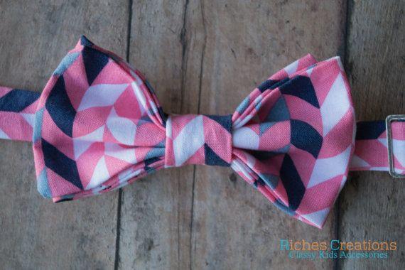 Boys Bow Ties, Baby Bow Tie, Pink Bow Tie, Navy Bow Tie, Bowties for boys, Baby boy bowtie, Toddler Bow Tie, Infant Bow Tie, Newborn bowtie