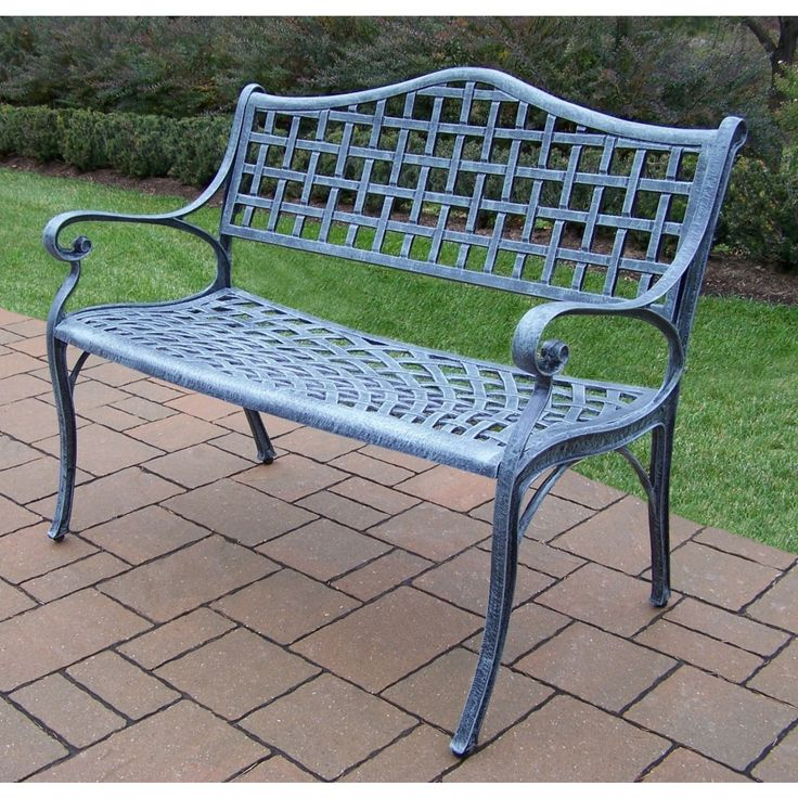 metal outdoor bench on pinterest modern outdoor benches outdoor