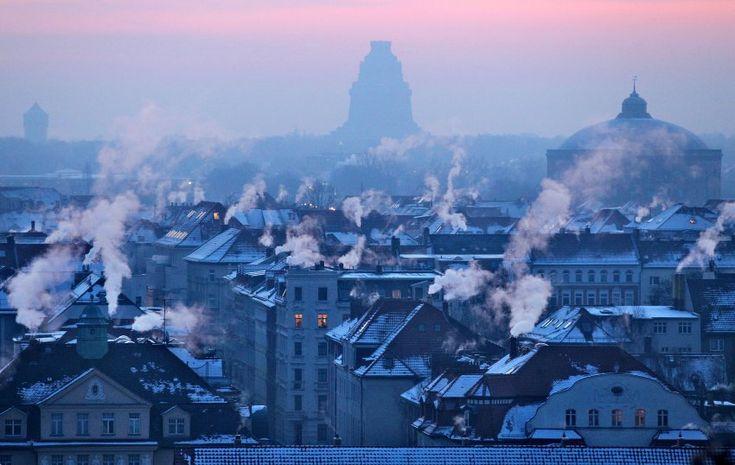 Leipzig, Winter 2012