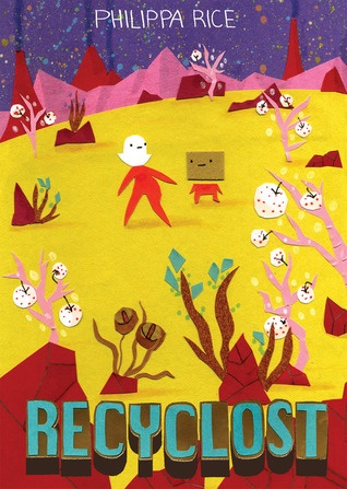 Recyclost by Philippa Rice   http://philippajrice.com/