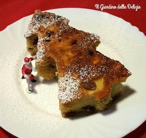 Torta+farina+di+riso+frutta+senza+burro