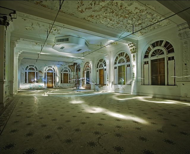 This Is The Ballroom To Hotel Grand What A Beautiful E That Was