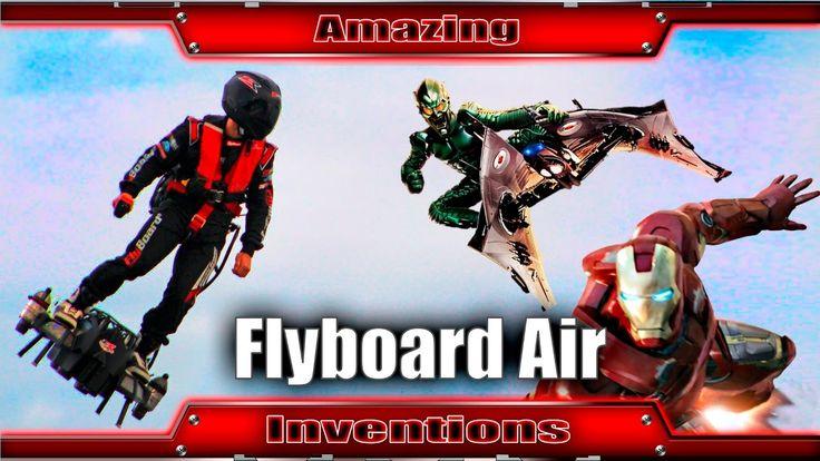 Flyboard Air- ЖЕЛЕЗНЫЙ ЧЕЛОВЕК или ЗЕЛЕНЫЙ ГОБЛИН?