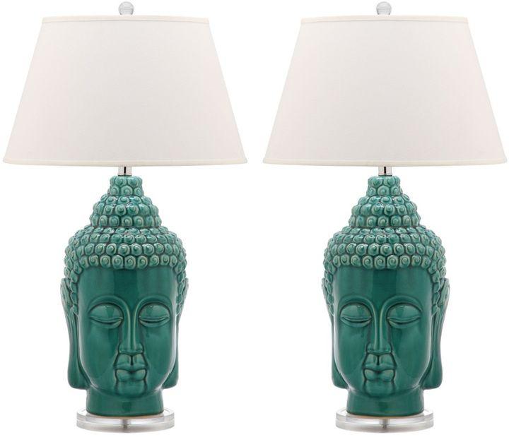 Safavieh Serenity Buddha Lamps